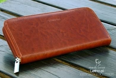 Brązowy portfel   Torby Portfele   Scoop.it