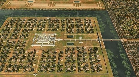 Angkor Wat Larger, More Complex Than Thought | South East Asia Travel News | Scoop.it