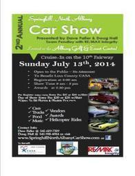 Springhill North Albany Car Show to Benefit CASA of Linn County Sign Up Time!!! | Team Pendley REMAX | Scoop.it