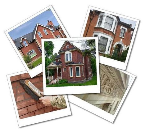 Brick Cleaning, Repointing, Paint Removal, DOFF Stone Cleaning and Stone Restoration expert services in London | London trades and trusted companies | Scoop.it