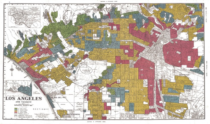 Newly Released Maps Show How Housing Discrimination Happened | National Geographic | Kiosque du monde : Amériques | Scoop.it