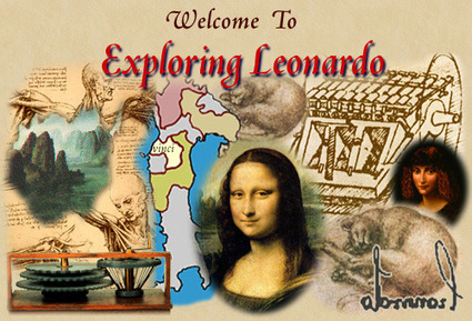Leonardo Home Page   Renaissance   Scoop.it