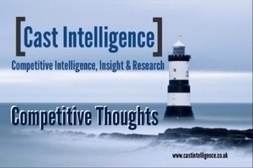 Competitive Thoughts | Strategy and Competitive Intelligence by Bonnie Hohhof | Scoop.it