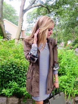 Favorite Ways To Rock Wearing Stripes All Year Long   Fashionista   Scoop.it