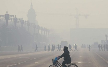 China's environmental service sector to benefit from big government spending   China environment (climate policy)   Scoop.it