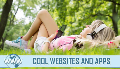 5 Sites with Nature Background Sounds & White Noise to Help You Focus   Daring Gadgets, QR Codes, Apps, Tools, & Displays   Scoop.it