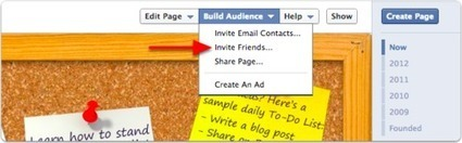 16 Tips for Growing Your Facebook Page | Blogging | Scoop.it