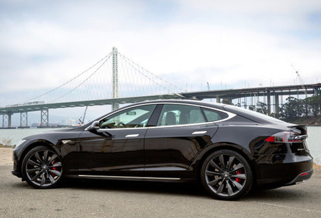 Tesla's ludicrous Model S P90D is the BEST electric car ever - Wired | Machines Pensantes | Scoop.it