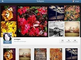 Opeblogi: Instagram ja visuaaliset muistiinpanot | Tablet opetuksessa | Scoop.it