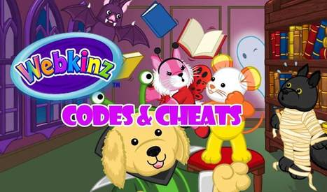 Found Webkinz Codes That Haven't Been Used | webkinz codes | Scoop.it