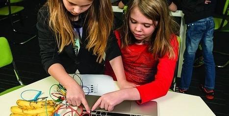 Gronings bedrijf Goldmund, Wyldebeast & Wunderliebe leert kinderen vanaf 8 jaar programmeren   Programmeren voor kinderen   Scoop.it