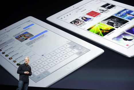 'iPad Air' among Apple's newest Gadgets | Technology in Business Today | Scoop.it