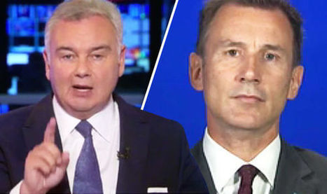 'You have NO IDEA!' Eamonn Holmes RIPS APART Jeremy Hunt over junior doctors' strike | Welfare, Disability, Politics and People's Right's | Scoop.it