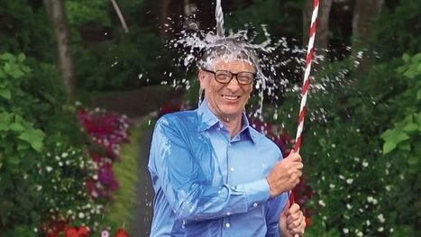 Ice Bucket Challenge, la générosité 2.0 - Le Figaro | re-inventing ourselves every day | Scoop.it
