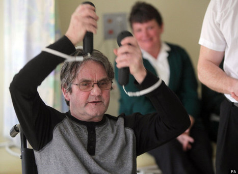 Computer Game That Helps Rehabilitate Stroke Victims | Geek Therapy | Scoop.it