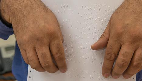 Braille, el mundo en las manos   Technocare   Tecnocuidado   Scoop.it