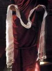 Les Katas (khatags) ou écharpes de soie - [Tibet-info.net] | Réseau d'échanges interculturels | Scoop.it