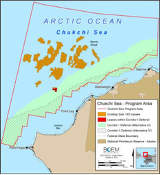 Shell wants to hang on to Arctic Ocean drilling leases | Farming, Forests, Water, Fishing and Environment | Scoop.it