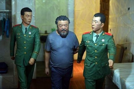 Ai Weiwei raconte sa détention en six boîtes | Venice Biennale | Scoop.it