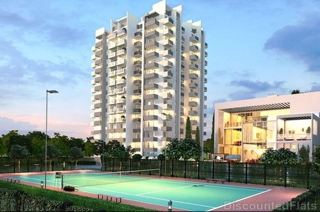 Godrej Aria Luxury Apartment at Sector 79 Gurgaon from Godrej Properties | Real Estate | Scoop.it