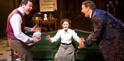 Sheffield Crucible named theatre of the year - The Stage   Theatron Partner News   Scoop.it