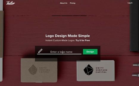 Los mejores sitios para crear un logotipo en línea | educa con tics | Scoop.it