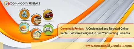 Book Rental Management Softwares | Customized Rental Management Software | Scoop.it