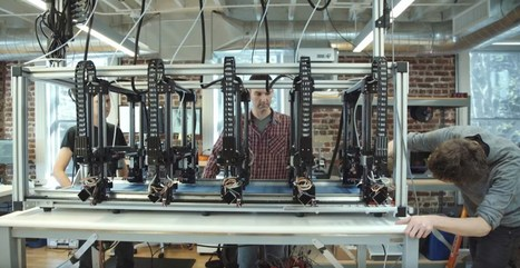 New 3D printing config dramatically reduces print time | qrcodes et R.A. | Scoop.it