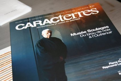 CaracTerres, un nouveau magazine à l'accent aveyronnais | L'info tourisme en Aveyron | Scoop.it