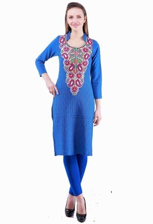 Designer Kurti | Women Winter Clothes | Scoop.it