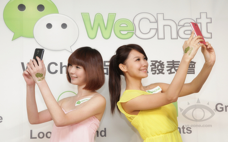 China's WeChat is going to be huge for payments   Payments 2.0   Scoop.it