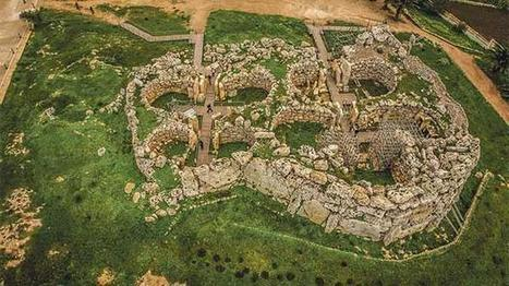 'Irreparable' damage done to Malta's Ġgantija Temples | Histoire et Archéologie | Scoop.it