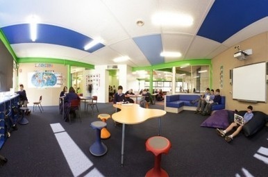 Innovative Spaces and Pedagogy 2013 - CEFPI Australasia: Where great schools begin | 21st century learning space | Scoop.it