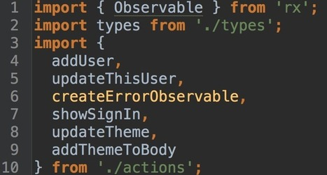 How to add code blocks to Medium and use embed tools for syntax highlighting | brandjournalism | Scoop.it