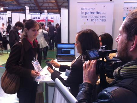CV en QR Code pour le forum emploi de l'Université de Nantes | QRdressCode | Scoop.it