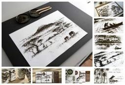 Ilustrações de chá | Trend Alert | Arte & design | Scoop.it