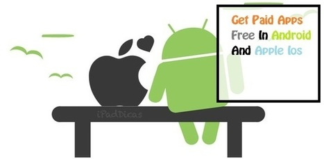 How To Get Paid Apps Free In Android And Apple Ios | Bloggerswise | Scoop.it