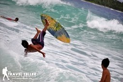 DAHICAN BEACH: The Skimboarding Capital of the South | The Travel Teller | Philippine Travel | Scoop.it