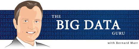 A Brief History of Big Data | SmartData Collective | Informatics Technology in Education | Scoop.it