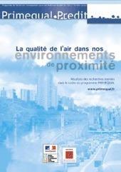 Qualité de l'air dans nos environnements de proximité (La) – ADEME | IFECO : Formations construction durable & efficacité énergétique | Scoop.it
