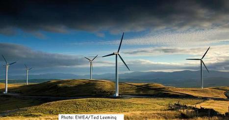15 % de la demande européenne couverte par le vent d'ici 2020 : | Actualités de la Rénovation Energétique | Scoop.it
