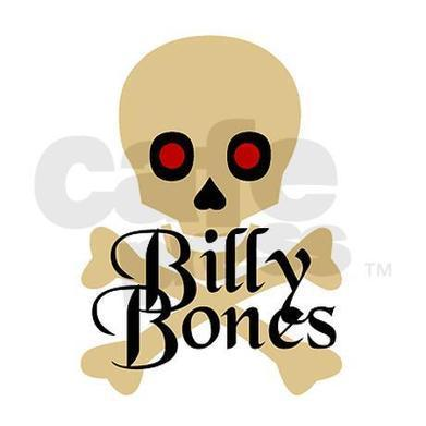 Billy Bones Rectangle Sticker on CafePress.com | Web Trek OT | Scoop.it