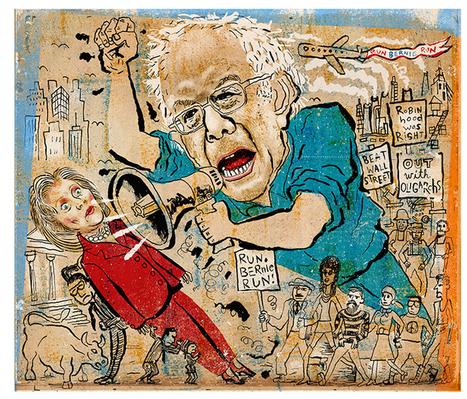 CNA: Sanders y Trump, ganan en New Hampshire ¿Y si Bernie Sanders fuese presidente de EE.UU.? | La R-Evolución de ARMAK | Scoop.it