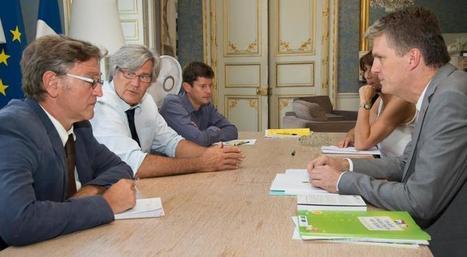 Stéphane Le Foll demande à l'Agence BIO de consolider l'accompagnement de l'essor de la Bio dans les années à venir - Alim'agri   Agriculture et Alimentation méditerranéenne durable   Scoop.it