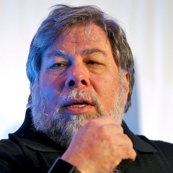 Steve Wozniak Interested in iPhone 5s, Admits to Being an Internet Prankster | All Geeks | Scoop.it