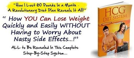 The HCG Plan - What Is It and How You can Lose Weight? | Gnet ... | HCG Weight Loss | Scoop.it