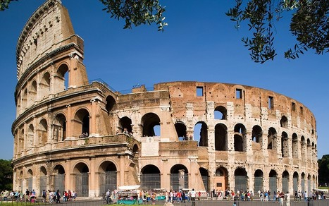 Mayor of Rome risks driver fury as he closes road to Colosseum  - Telegraph | Seen from abroad... | Scoop.it