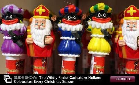Zwarte Piet: Holland's Christmastime tradition racist? | Geography Education | Scoop.it