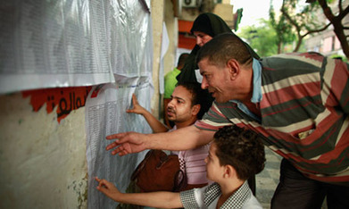 Egypt presidential runoffs enter final day, Youth … « Robby Ball's Blog | Might be News? | Scoop.it