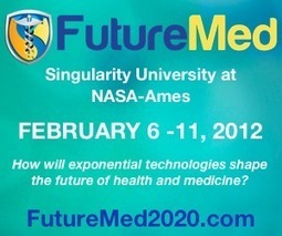 Award-Winning Author Talks Personalized Medicine at FutureMed | Data Driven Decision Making | Scoop.it